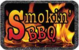 Smokin BBQ logo